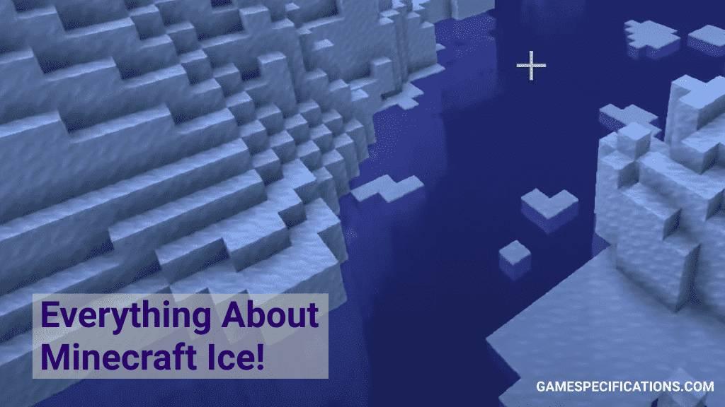 Minecraft Ice