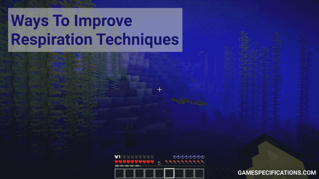respiration minecraft