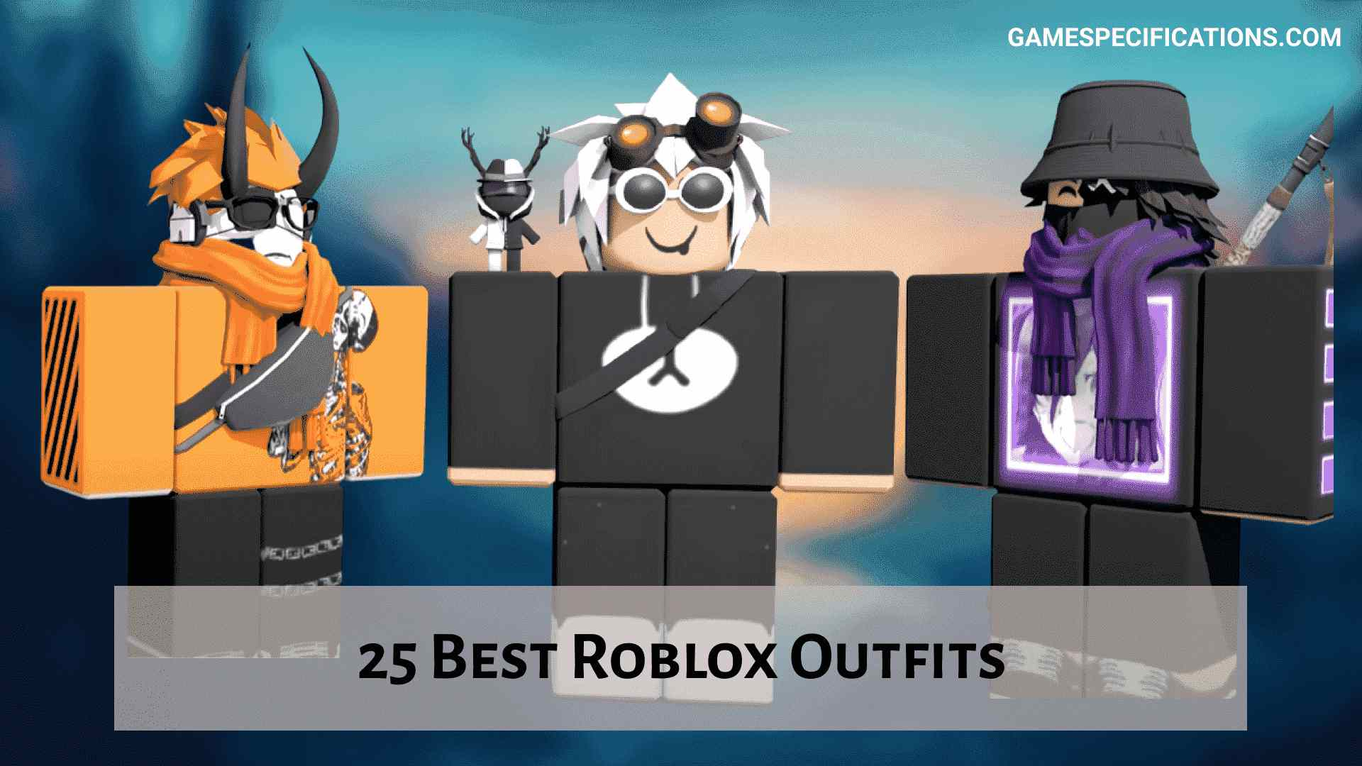 Best 25 Roblox Outfits You Ll Ever Need 2021 Game Specifications