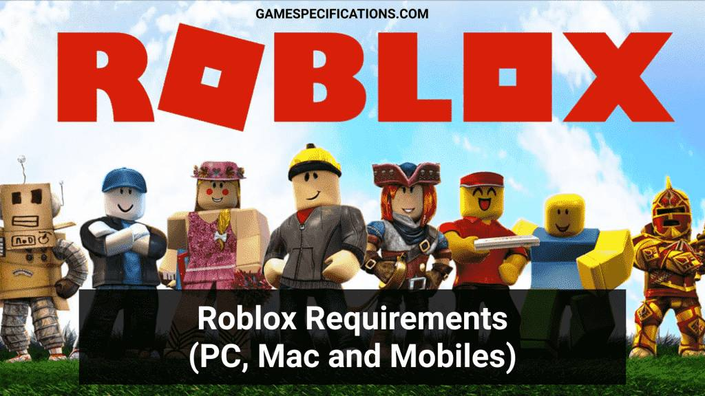 roblox requirements