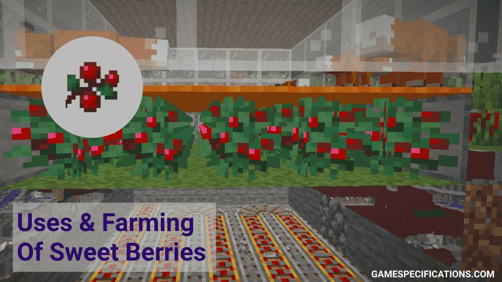 sweet berries minecraft