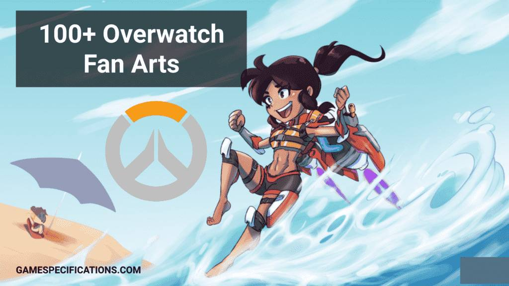 Overwatch Fan Arts