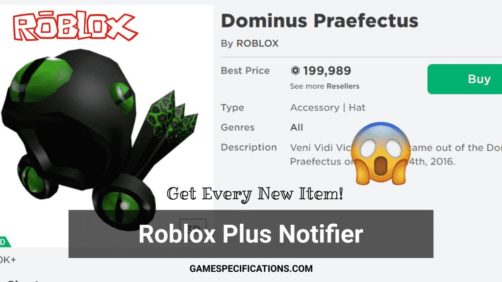 Roblox Plus Notifier