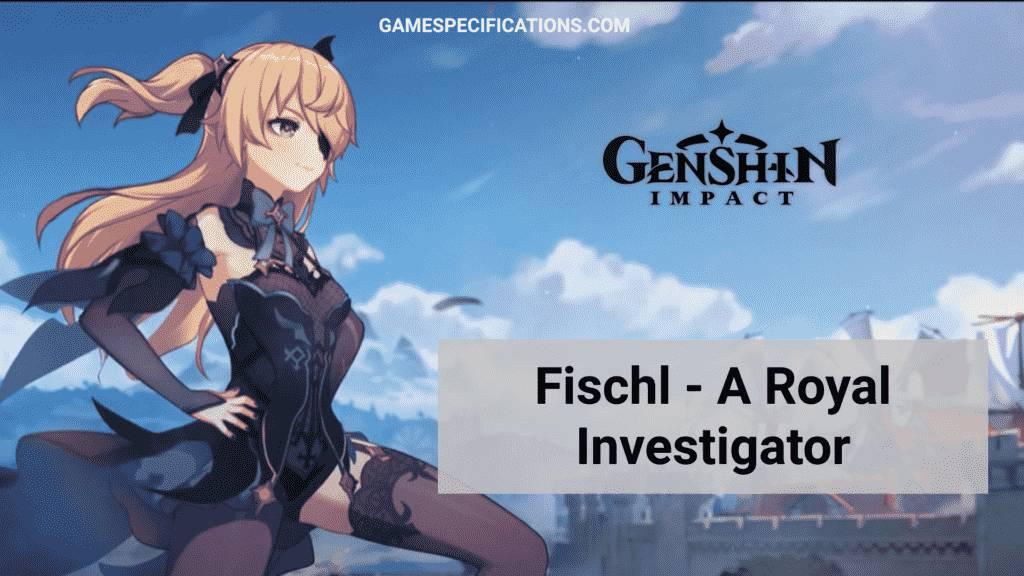 genshin impact fischl