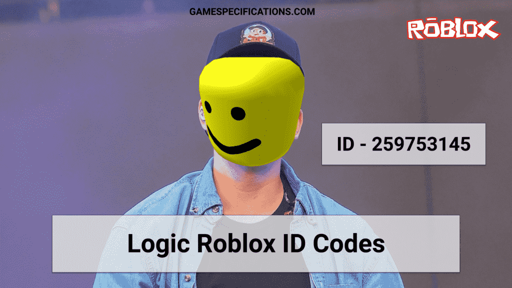 logic roblox id codes