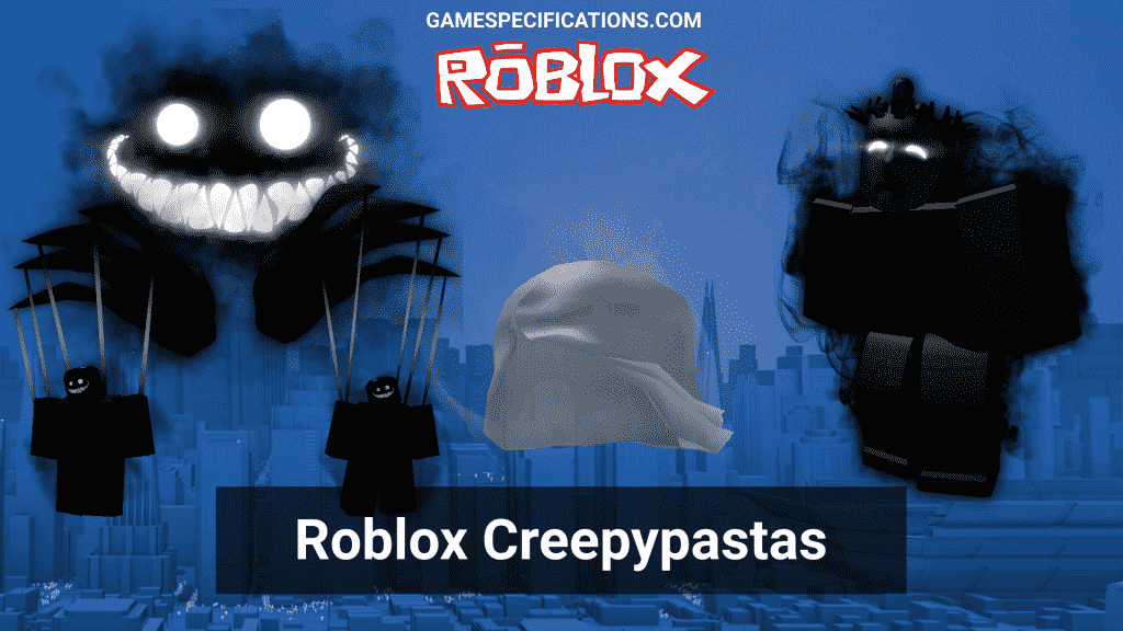 roblox creepypastas