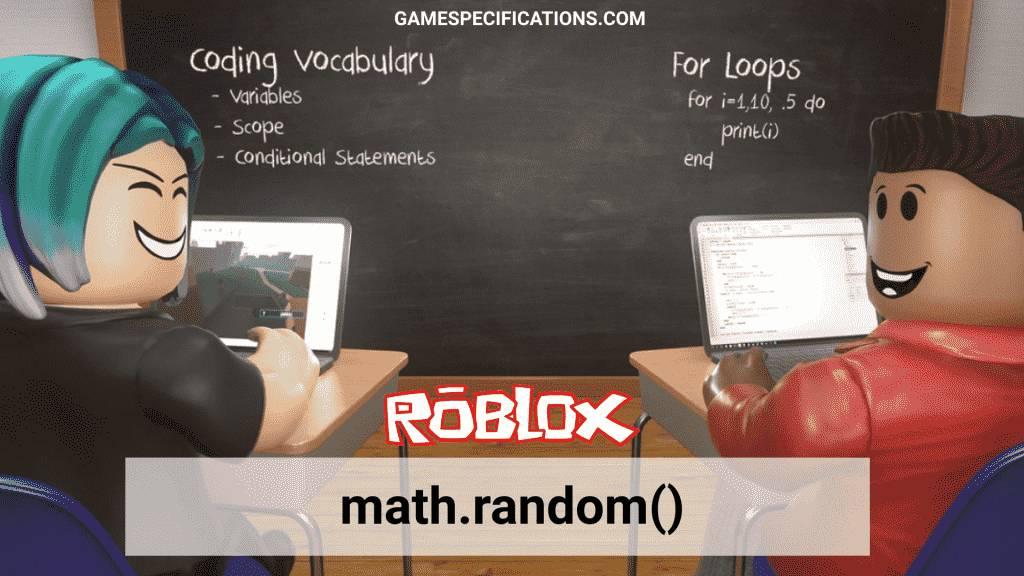 Roblox math.random
