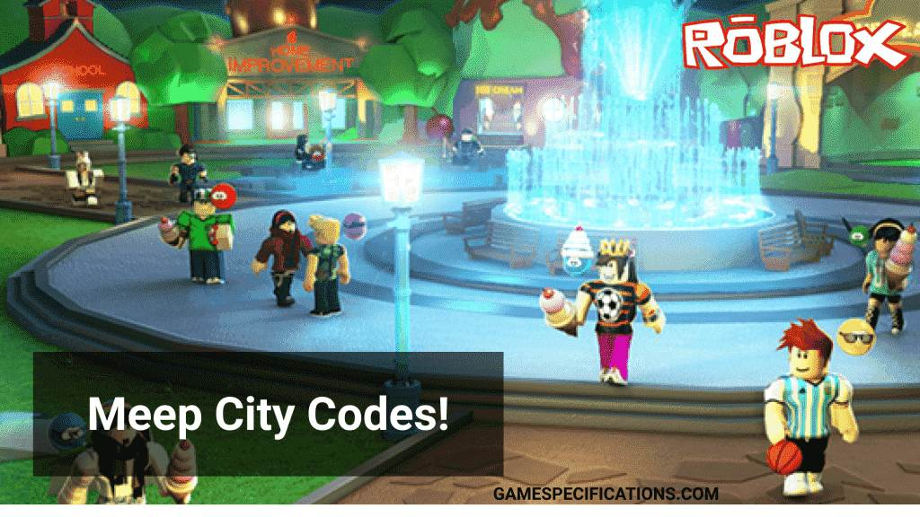Roblox meep city codes