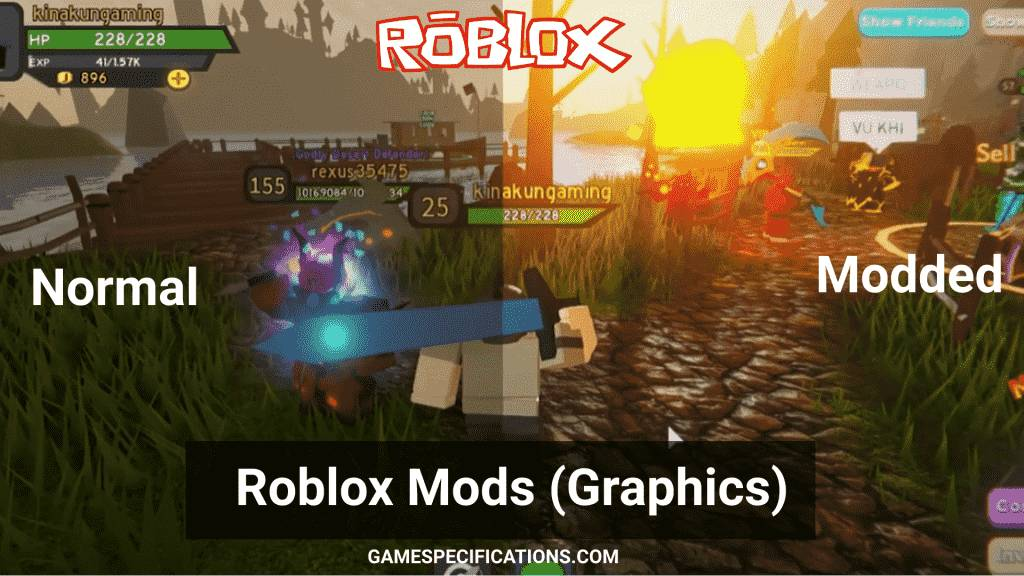 Roblox Mods