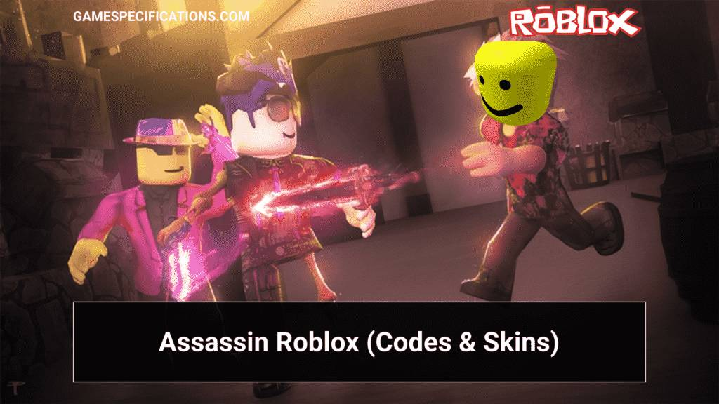 Assassin Roblox