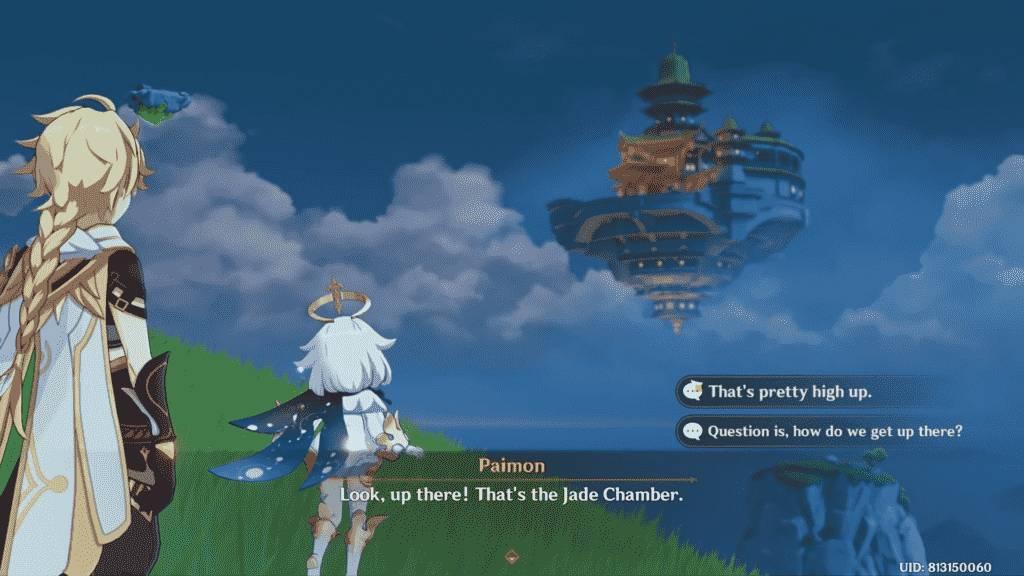 Genshin Impact Archon Quests