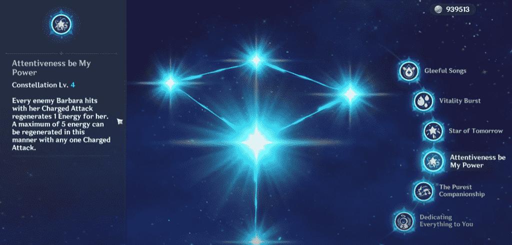 Barbara Constellations