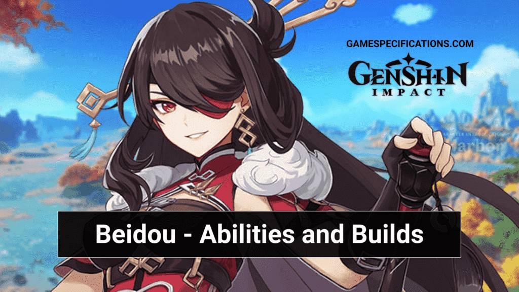 Genshin Impact Beidou