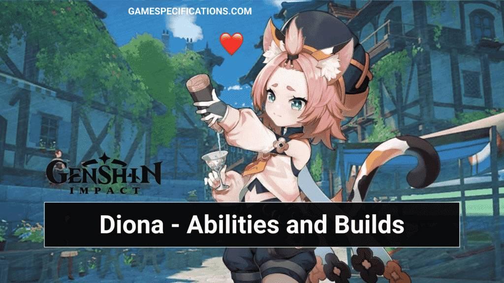 Genshin Impact Diona