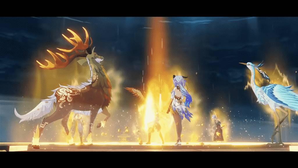 Genshin Impact Gameplay