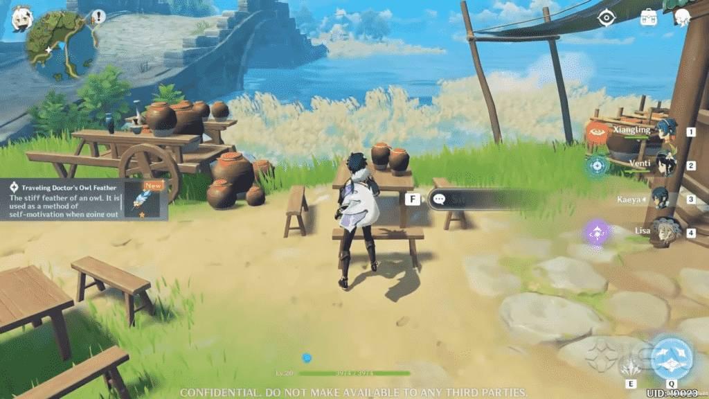Genshin Impact Gameplay 2