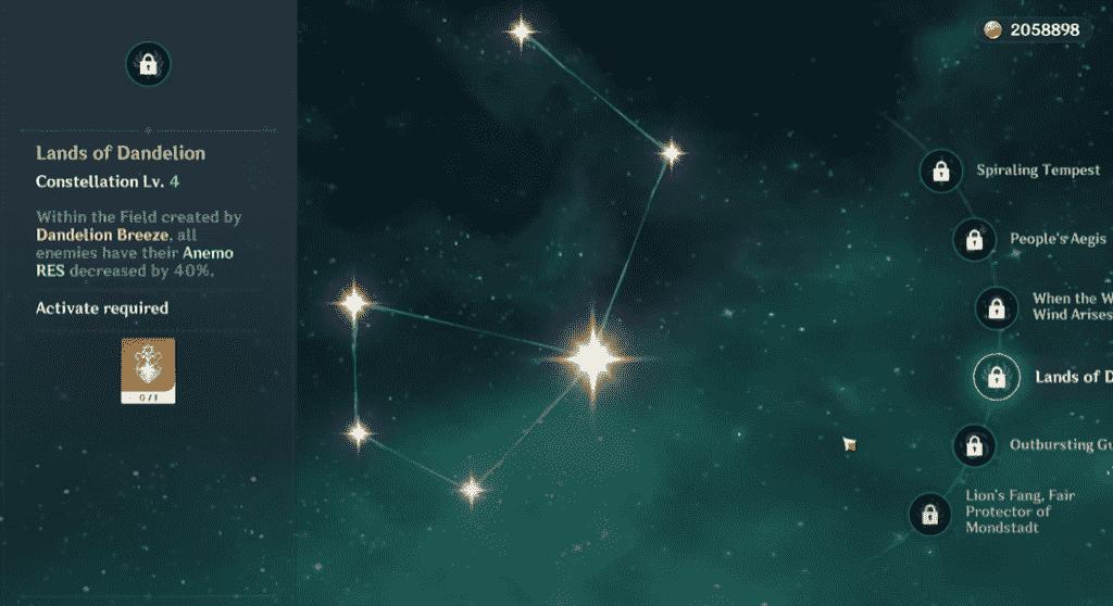 Jean Constellations
