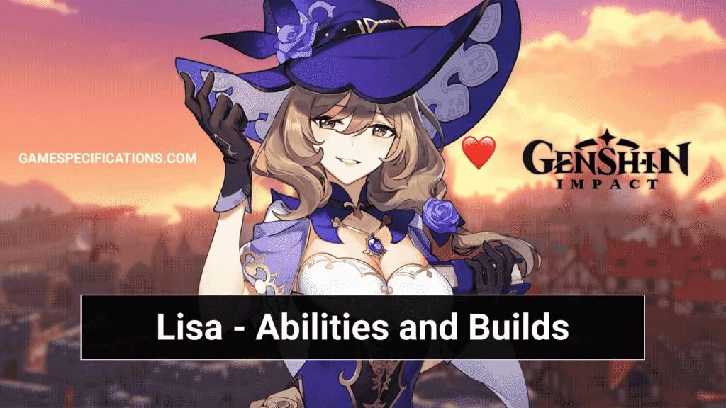 Genshin Impact Lisa