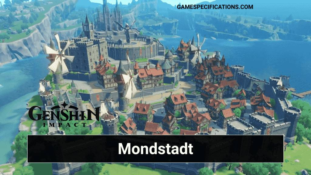 Genshin Impact Mondstadt