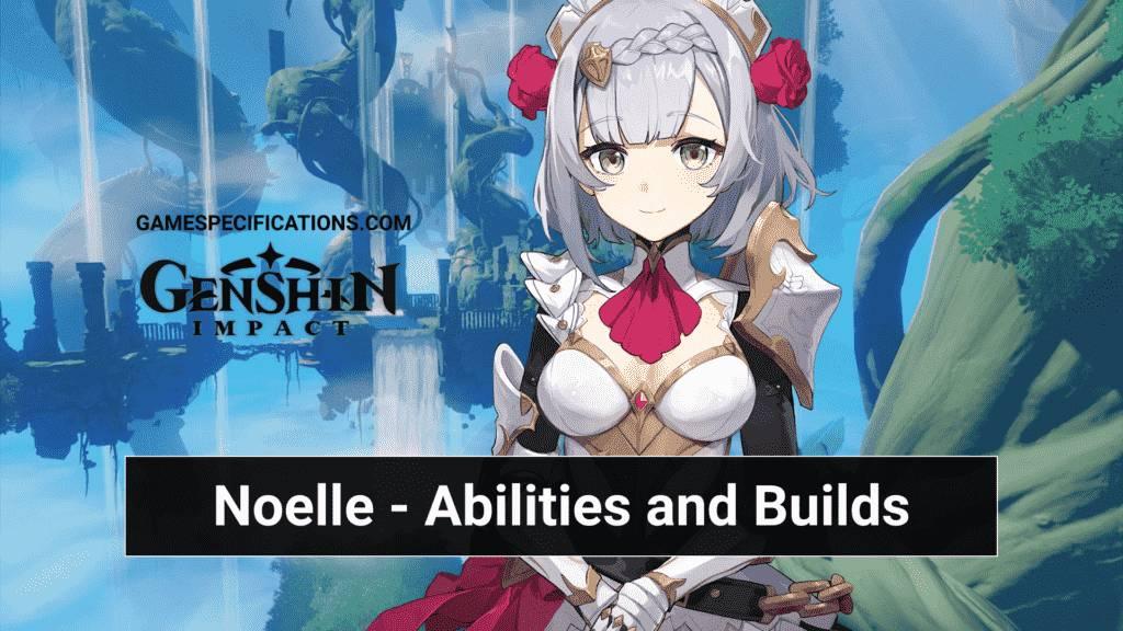 Genshin Impact Noelle