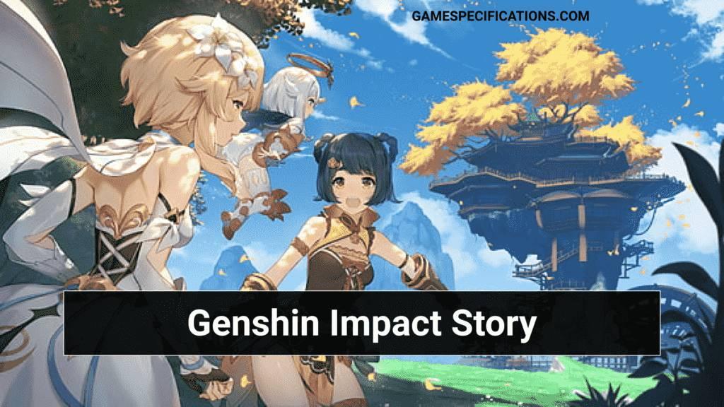 Genshin Impact Story