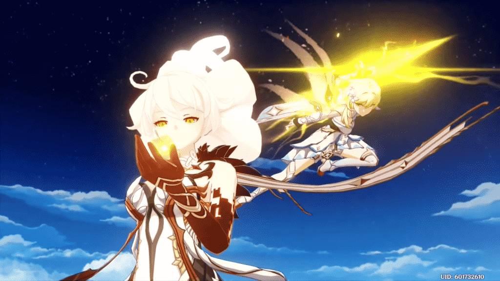 Genshin Impact Story 2