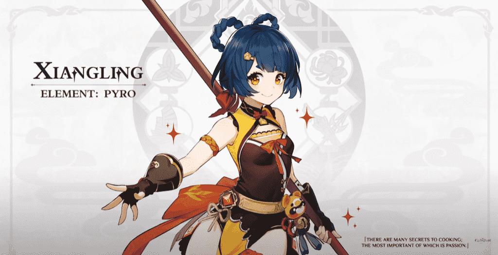 Xiangling Poster