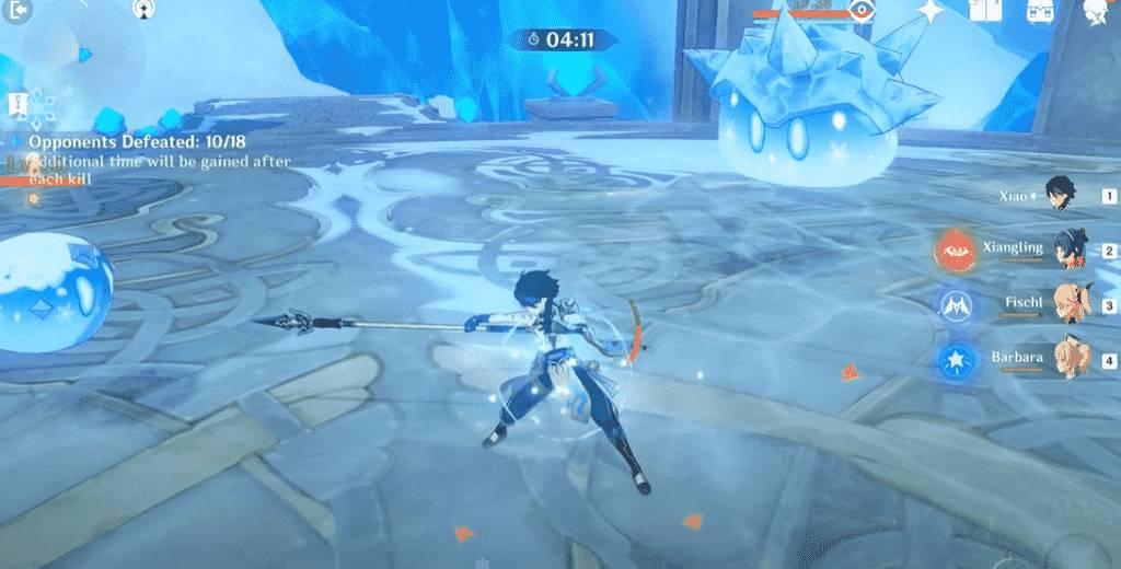 Xiao Attacks