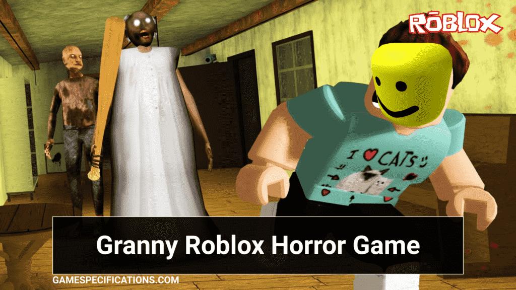 Granny Roblox