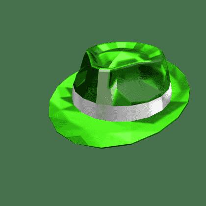 Green-Sparkle-Time-Fedora