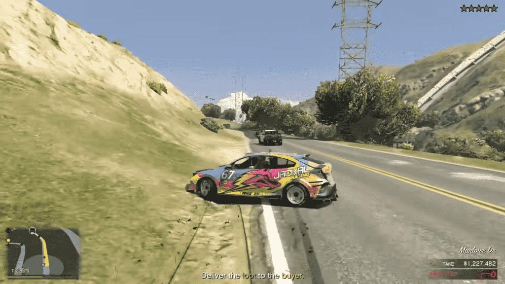 Heists Vehicles GTA 5