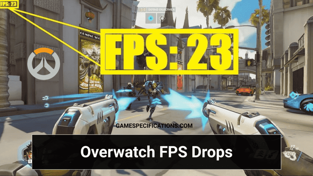 Overwatch FPS Drops