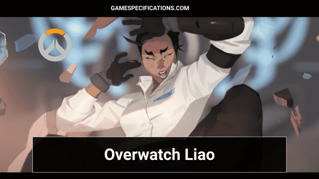 Overwatch Liao-min