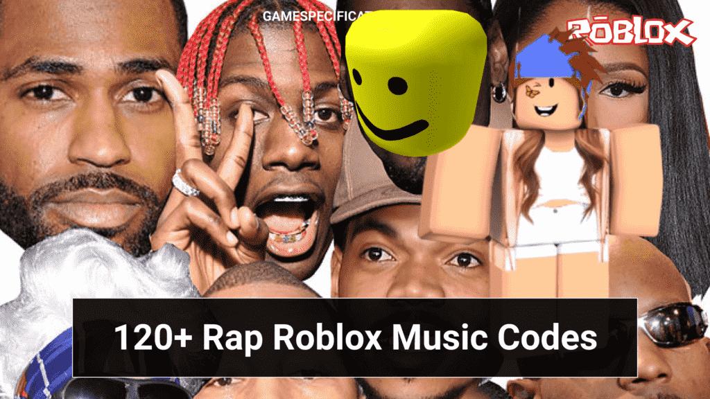 Roblox Music Codes Rap