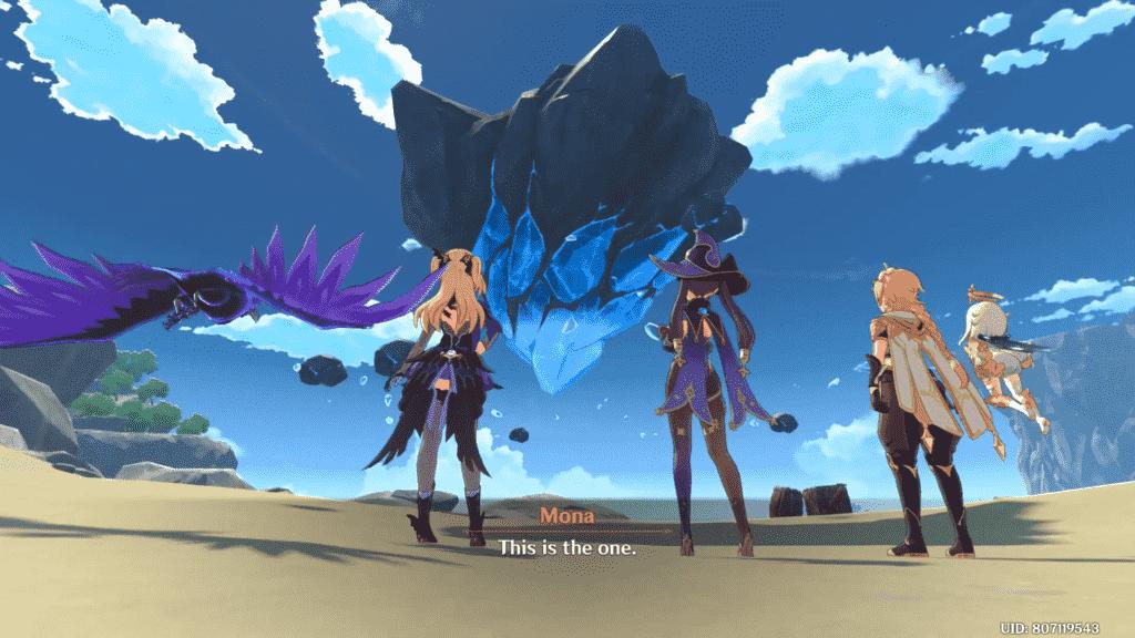 Star of Destiny Quest Event 2