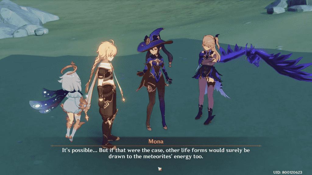 Star of Destiny Quest Progress