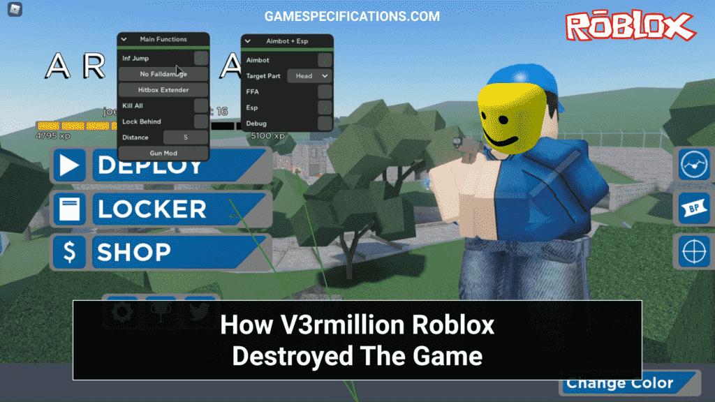 V3rmillion Roblox