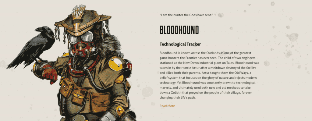 Apex Legends Tier List Bloodhound