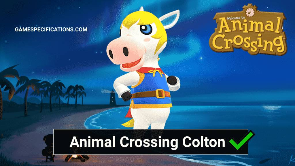 Colton Animal Crossing