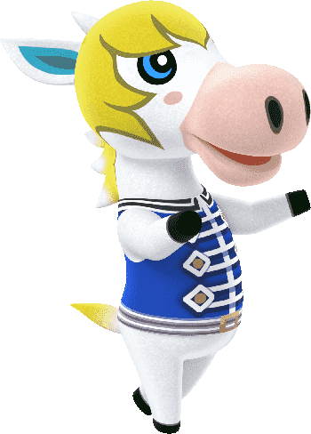 Colton Animal Crossing Appearance