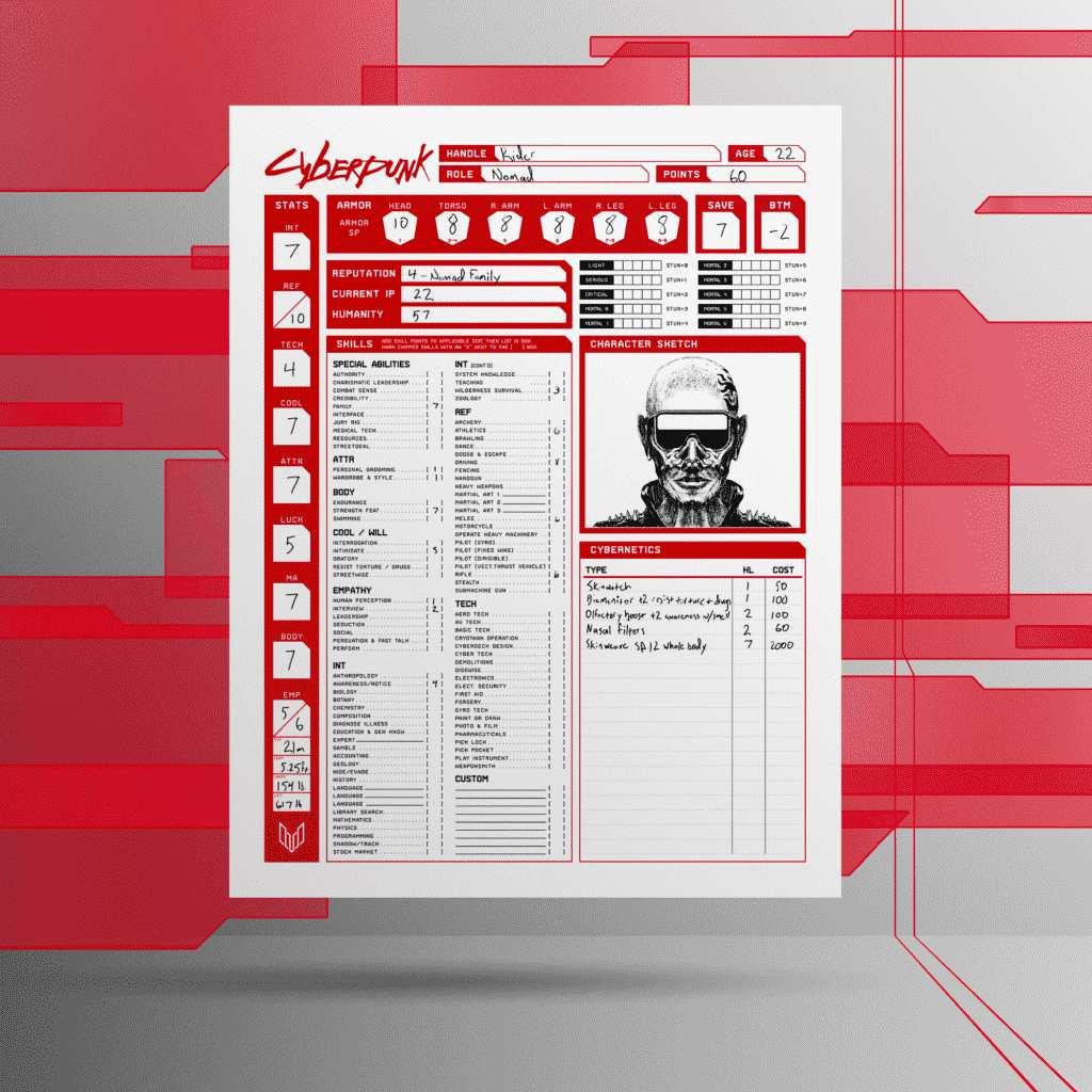 Cyberpunk-Character-Sheet-Back