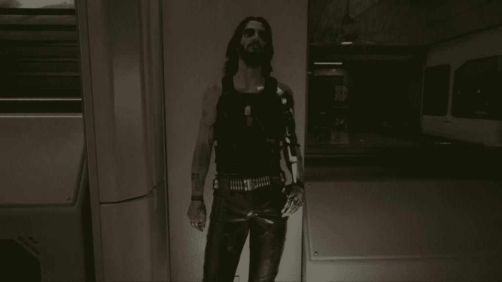 Cyberpunk Johnny Silverhand Appearance