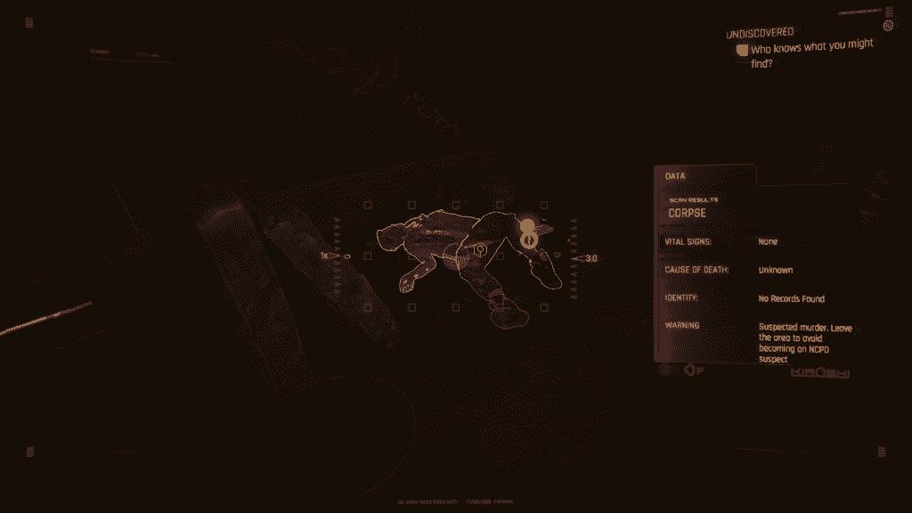 Cyberpunk Skippy Location