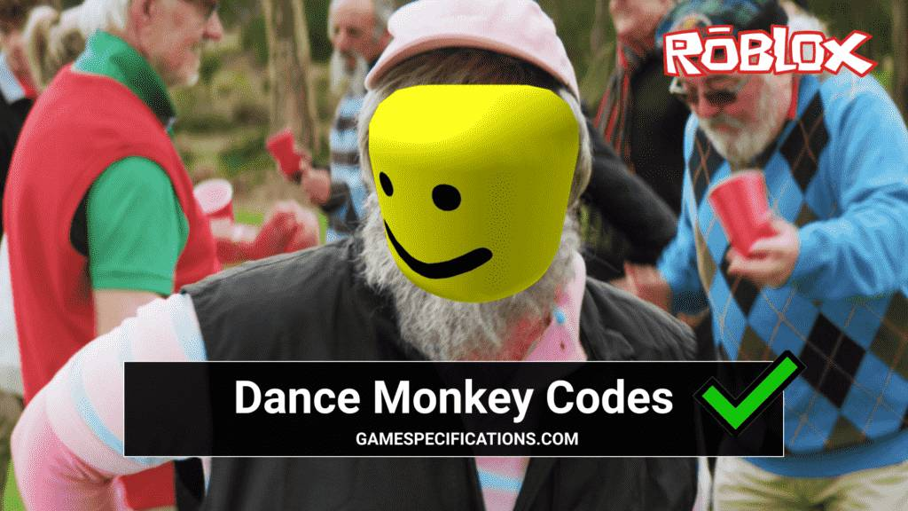 Dance Monkey Roblox ID