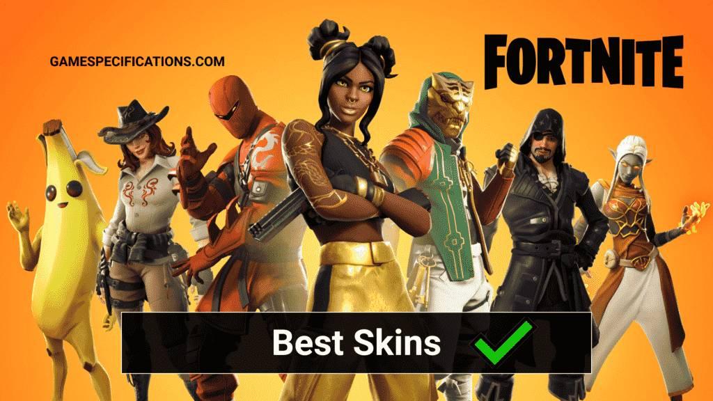 Fortnite Best Skins