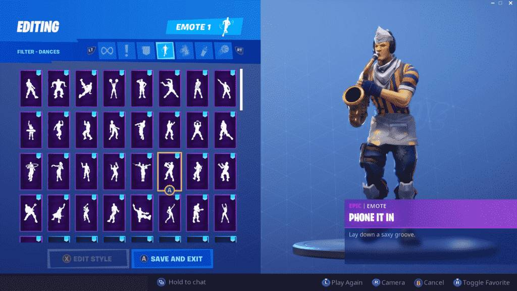 Fortnite Contract Giller