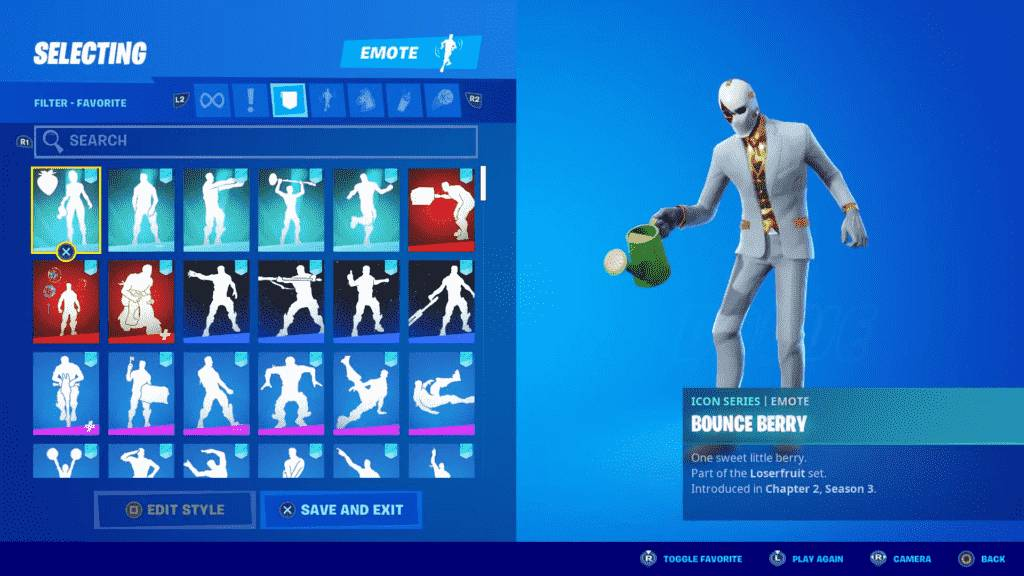 Fortnite Double Agent Wildcard