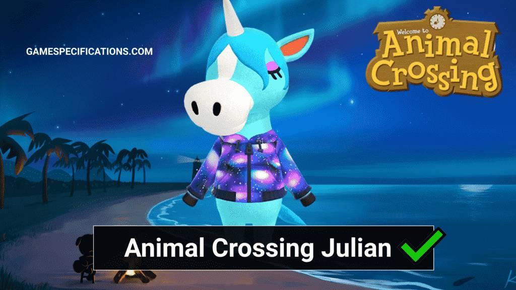 Julian Animal Crossing
