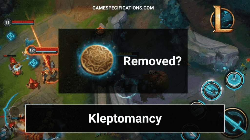 League Of Legends Kleptomancy