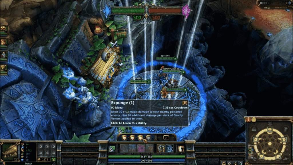 Lol Dominion Game Mode